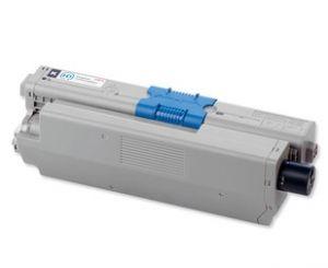 OKI - Toner- C332/MC363- Black- 1.5K