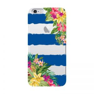 BENJAMINS - Transparence iPhone 6/6s (flower)
