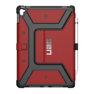 UAG - iPad Pro 9.7P Folio Case-Red/Black-Visual Packaging