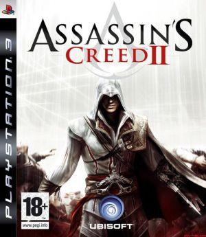UBISOFT - JOGO ESSENTIALS : ASSASSINS CREED II PS3