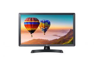 LG - SMART TV HD LED 24P PRETA - 24TN510SPZ