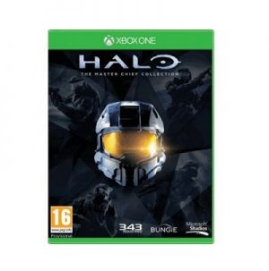 MICROSOFT - Xbox One Game Halo: Master Chief Collection