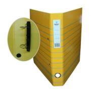 SMART OFFICE - Pasta Arquivo Amarela L40 320x280 c / Riscas