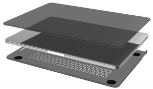 COMMA - Hard Jacket MacBook Air 13 (Black)