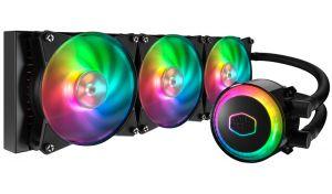 Cooler Master - REFRIGERAÇÃO LIQUIDA ML360R RGB