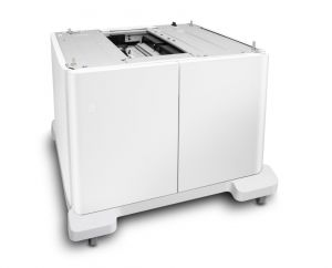 HP INC - HP High-Capacity input Paper Tray and Stand - Bandeja de mídia - 4000 folhas In 2 Bandeja(s) - para PageWide Color 755, MFP 77X, PageWide Enterprise Color Flow MFP 785