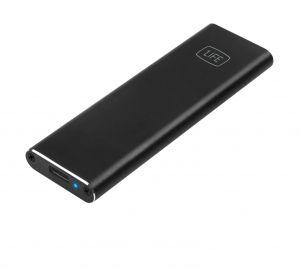 1LIFE - Caixa Externa SSD HD:FLASH M.2 SATA USB 3.1
