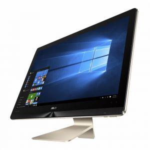 ASUS - Z240IEGK-77D05DB3 - Intel Core I7 7700T (Quad-Core, 8MB Cache, 3,8Ghz Turbo), 1TB HDD + 512GB SSD M.2/PCIeX, 16GB (8GB DDR4x2), nVidia Geforce 1050 w/4GB, 24PUHD Touch, WIFI(AC)+BT4, Windows 10 - Golden