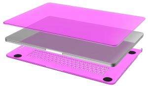 COMMA - Hard Jacket MacBook Pro 15 TB (Pink)