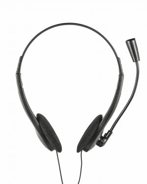TRUST - HEADSET PRIMO CHAT PARA PC E NOTEBOOK - 21665
