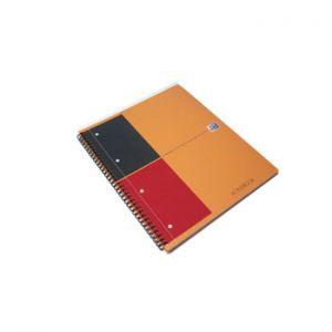 OXFORD - Caderno Espiral Oxford ActiveBook Capa PP A4 Pautado 80fls