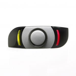 PARROT - CK 3000 EVO - Bluetooth Hands Free Car Kit - o sistema mãos-livres Bluetooth discreto e totalmente integrado. O CK3000 Evolution liga-se ao sistema de som do seu veículo: entre o auto-rádio e as colunas