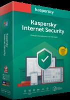 KASPERSKY - INTERNET SECURITY 2020 5 Utilizadores 1 Ano