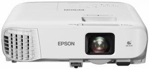 EPSON - EB-970 - 3 projetores LCD - 4000 lumens (branco) - 4000 lumens (cor) - XGA (1024 x 768) - 4:3 - LAN