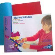 SADIPAL - Papel Seda 10 Folhas ( rosa:verde: laranja: castanho: azul claro: vermelho: branco: preto: amarelo e azul escuro)