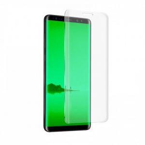 SBS - SCR PROTCT FULL SCR ROUNDED EDGACCS SAMSUNG GALAXY NOTE 8-TRANSP CLR
