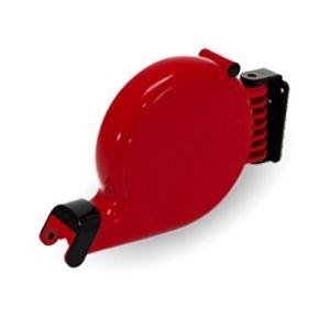 SIMPLEE - Dispensador - Dispensador de senhas. Cor: vermelho (outras cores possíveis: azul, branco, preto, amarelo, verd)