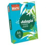 ADAGIO - Papel Fotocopia Adagio(cd51) A4 80gr (Azul Intenso) 1x500Fls