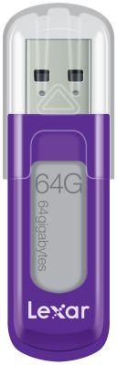 LEXAR - 64GB JumpDrive V10 - small blister