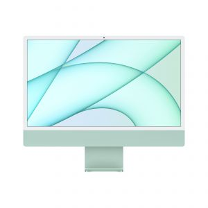 APPLE - iMac 24P Retina 4.5K / Apple M1 com 8?core CPU e 8?core GPU / 512GB - Verde