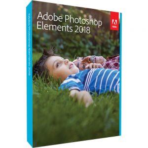 ADOBE - Photoshop Elements 2018 - Licença - 1 utilizador - comercial, Consignação, indirecto - Download - ESD - Win, Mac - International English