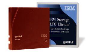 IBM - DC Ultrium LTO-8 (BaFe) 12TB/30TB