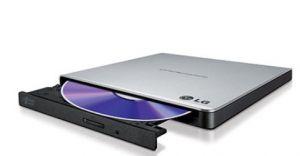 LG - RegravadorA EXTERNA RETAIL DVD-RW GP57ES40