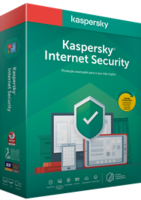 KASPERSKY - INTERNET SECURITY 2020 MD BOX 1 Utilizador 1 Ano