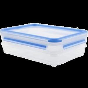 TEFAL - CLIP & CLOSE PLASTICO RETANGULAR 2.3L