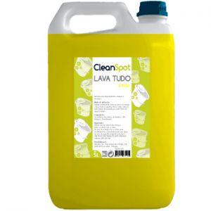 CLEANSPOT - Detergente Lava Tudo Limão (5 Litros)