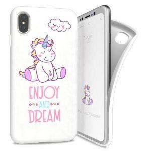 I-PAINT - SOFT CASE IPHONE X (DREAM)