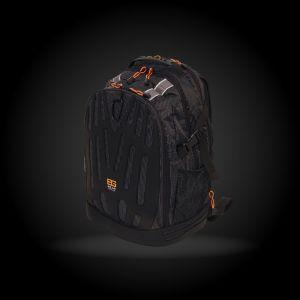 JIVO - Bear Grylls Tech Backpack - Asphalt Black - JI-1573