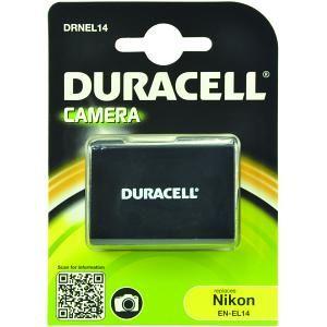 DURACELL - Bateria compativel Nikon EN-EL14