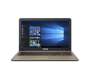 ASUS - FF540YA-E2BR2PB2 AMD E2-7110 4GB 500GB HDD 15.6P HD SLIM W10