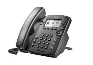POLYCOM - VVX 300 - TELEFONE VOIP