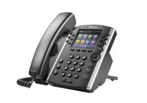 POLYCOM - VVX 410 - TELEFONE VOIP