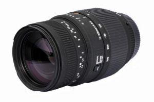 SIGMA - Objectiva 70-300 f4-5.6 DG MACRO MD-NIKON