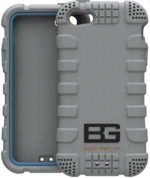 JIVO - Bear Grylls Action Case GREY w/Screen guard - JI-1601