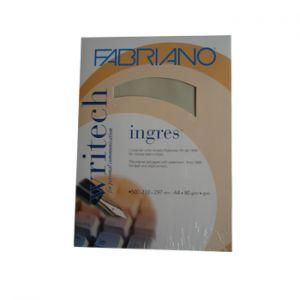 FABRIANO - Papel Natural A4 95gr Blister 50 Folhas Camurça