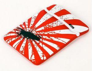 JIVO - iPad Snuggli Red - Neoprene
