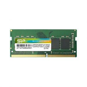 SILICON POWER - 4GB (512Mx8 SR) 2133- 260PIN (CL17) 1.2V SODIM - SP004GBSFU213N02
