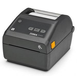 ZEBRA - ZD420D PRINT 4 DT 203 DPI BTLE PRNT USB HOST & LAN