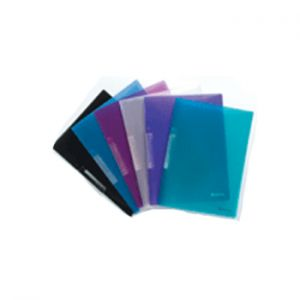 ERICHKRAUSE - Dossier Plastico com Clip Giratorio - Sortido (f006ne)