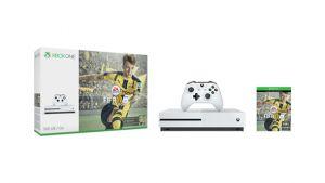 MICROSOFT - XBOX ONE S 500GB + FIFA 17 - ZQ9-00055