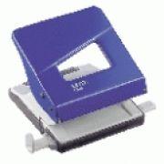 LEITZ - Furador Leitz 5008 2.5mm c / Regua 25 Folhas Azul