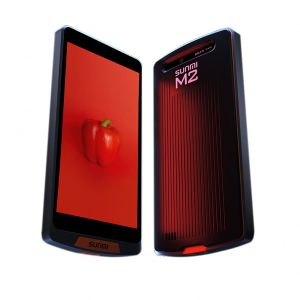 DDIGITAL - PDA SUMNI M2 WI-FI 5GHZ USB TYPE C 1GB / 8GB / ANDROID 7.1 - PDA031
