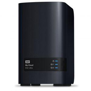 WD - My Cloud EX2 Ultra 20TB Charcoal EMEA