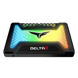 TEAMGROUP - Disco SSD T-Force Delta R RGB 250GB SATA III