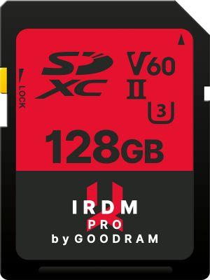 GOODRAM - Cartão 128GB UHS II V60