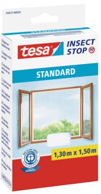 TESA - Rede Adesiva Standard Janelas Anti-Insetos 1,30mx1,50m